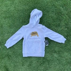 O'Neill Bear Pull-Over Boys Sweatshirt Size XL/7X